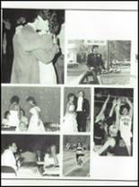 1985 West Liberty-Salem High School Yearbook Page 84 & 85
