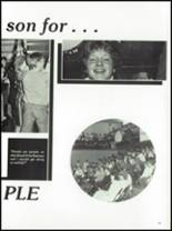1985 West Liberty-Salem High School Yearbook Page 86 & 87