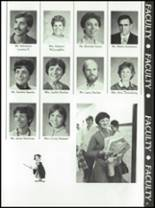 1985 West Liberty-Salem High School Yearbook Page 88 & 89