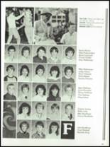 1985 West Liberty-Salem High School Yearbook Page 90 & 91