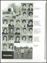 1985 West Liberty-Salem High School Yearbook Page 92 & 93
