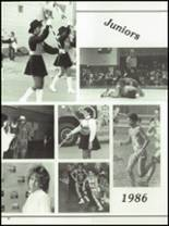 1985 West Liberty-Salem High School Yearbook Page 100 & 101