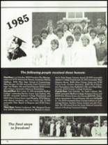 1985 West Liberty-Salem High School Yearbook Page 102 & 103