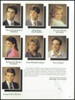 1985 West Liberty-Salem High School Yearbook Page 104 & 105
