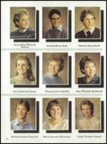 1985 West Liberty-Salem High School Yearbook Page 112 & 113