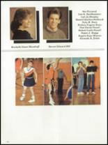 1985 West Liberty-Salem High School Yearbook Page 114 & 115