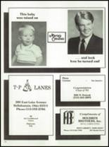1985 West Liberty-Salem High School Yearbook Page 122 & 123