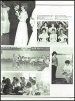 1985 West Liberty-Salem High School Yearbook Page 132 & 133
