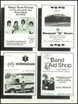 1985 West Liberty-Salem High School Yearbook Page 136 & 137