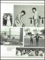 1985 West Liberty-Salem High School Yearbook Page 142 & 143