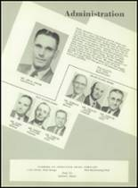 1957 South Haven High School Yearbook Page 10 & 11