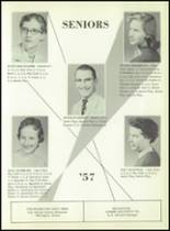 1957 South Haven High School Yearbook Page 22 & 23
