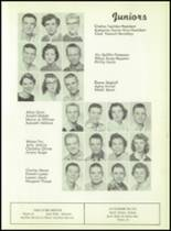 1957 South Haven High School Yearbook Page 28 & 29