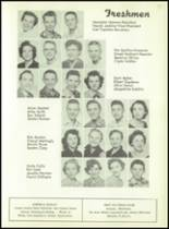1957 South Haven High School Yearbook Page 36 & 37