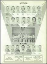 1957 South Haven High School Yearbook Page 42 & 43