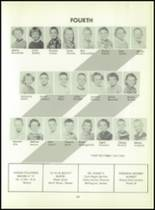 1957 South Haven High School Yearbook Page 46 & 47