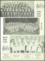 1957 South Haven High School Yearbook Page 66 & 67