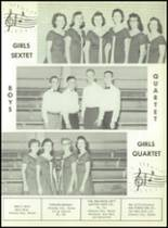 1957 South Haven High School Yearbook Page 68 & 69