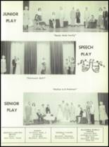 1957 South Haven High School Yearbook Page 72 & 73