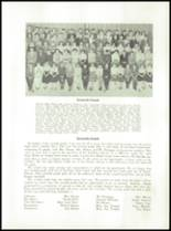 1954 Waterville High School Yearbook Page 32 & 33