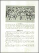 1954 Waterville High School Yearbook Page 36 & 37