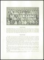 1954 Waterville High School Yearbook Page 38 & 39