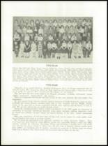 1954 Waterville High School Yearbook Page 42 & 43