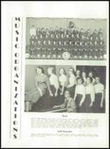 1954 Waterville High School Yearbook Page 48 & 49