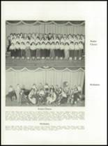 1954 Waterville High School Yearbook Page 50 & 51