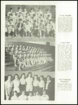 1954 Waterville High School Yearbook Page 58 & 59