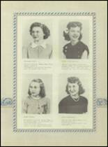 1947 Sunman High School Yearbook Page 20 & 21