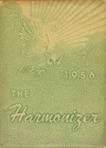 1956 Yearbook Harmony Area High School