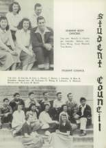 1949 Courtland High School Yearbook Page 14 & 15