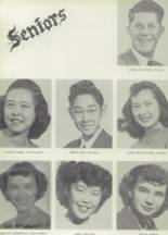 1949 Courtland High School Yearbook Page 16 & 17