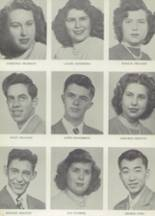 1949 Courtland High School Yearbook Page 18 & 19
