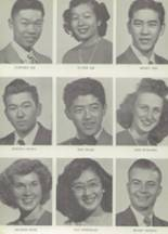 1949 Courtland High School Yearbook Page 20 & 21