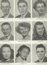 1949 Courtland High School Yearbook Page 22 & 23