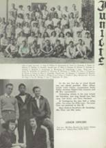 1949 Courtland High School Yearbook Page 24 & 25