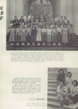 1949 Courtland High School Yearbook Page 34 & 35