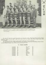 1949 Courtland High School Yearbook Page 54 & 55
