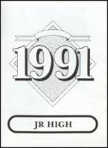 1991 Naylor High School Yearbook Page 24 & 25