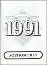 1991 Naylor High School Yearbook Page 28 & 29