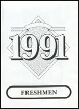 1991 Naylor High School Yearbook Page 32 & 33