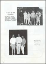 1991 Naylor High School Yearbook Page 34 & 35