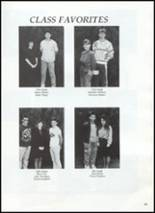 1991 Naylor High School Yearbook Page 38 & 39