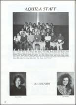 1991 Naylor High School Yearbook Page 42 & 43