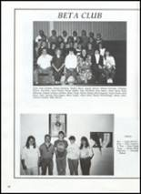 1991 Naylor High School Yearbook Page 44 & 45