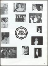 1991 Naylor High School Yearbook Page 50 & 51