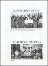 1991 Naylor High School Yearbook Page 52 & 53