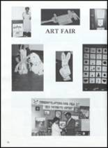 1991 Naylor High School Yearbook Page 56 & 57
